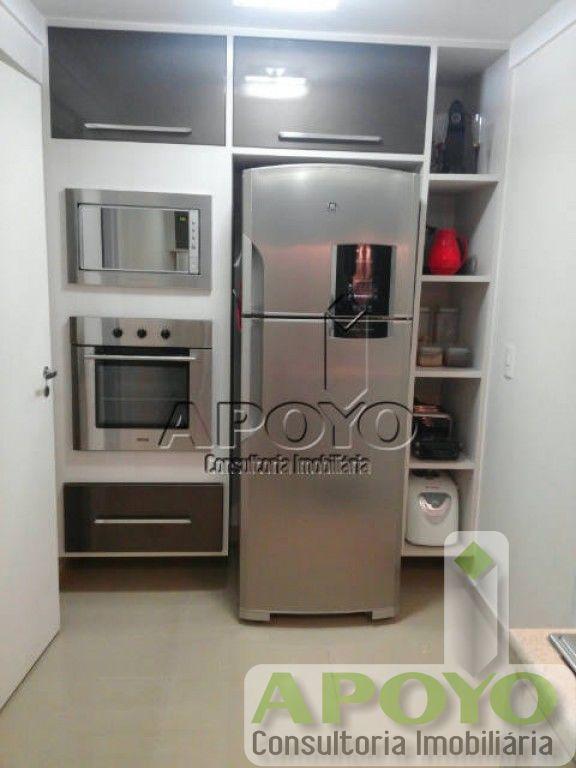 Apartamento de 3 dormitórios em Campo Limpo, São Paulo - SP