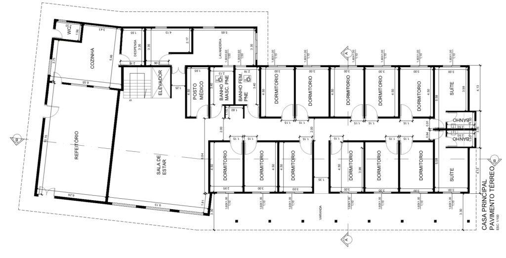 imagem de destaque-imovel planta - piso térreo