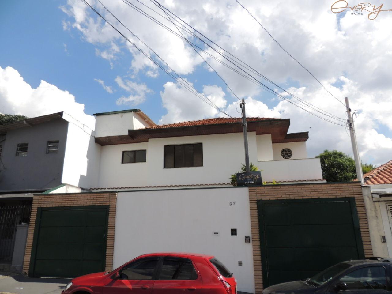 Casa Padrão para Locação - Vila Mariana