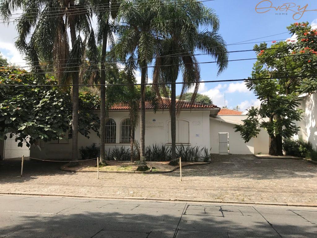 Casa Padrão para Locação - Jardim Paulistano