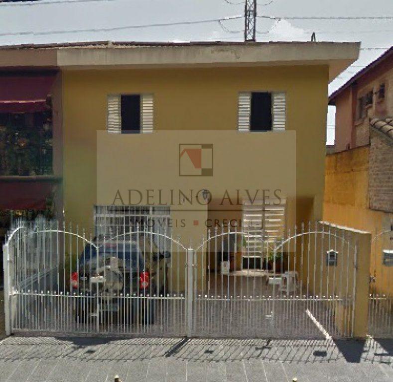 CASA ASSOBRADADA para Locação - Vila Leopoldina