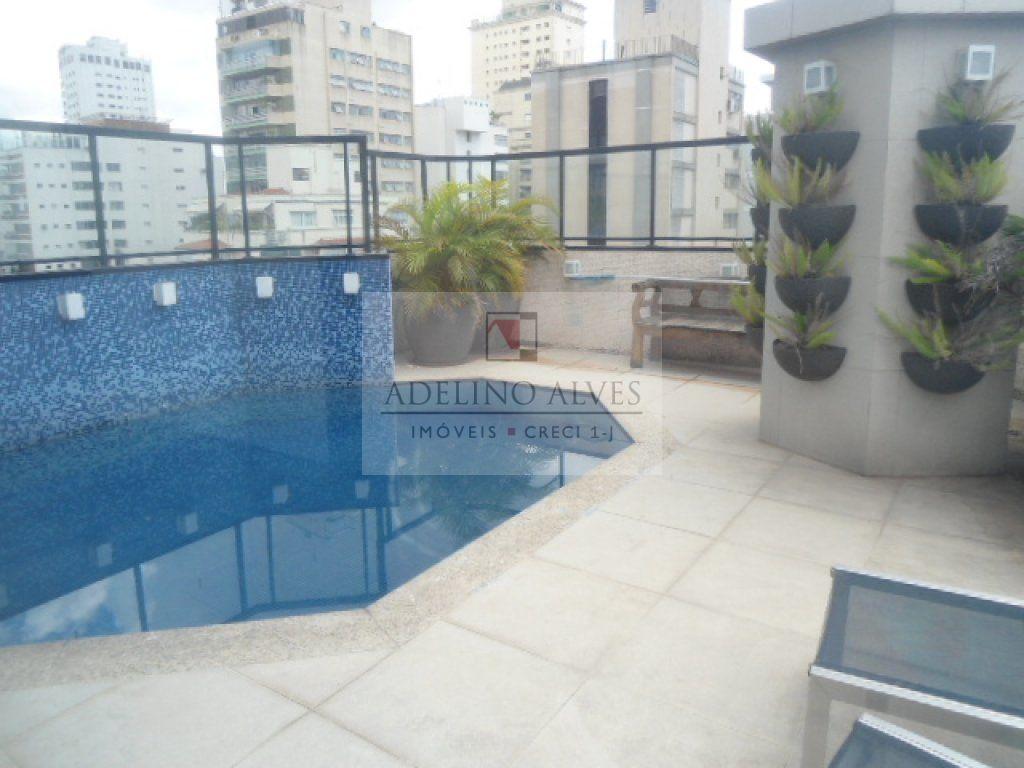 Cobertura à venda/aluguel, Santa Cecília, São Paulo