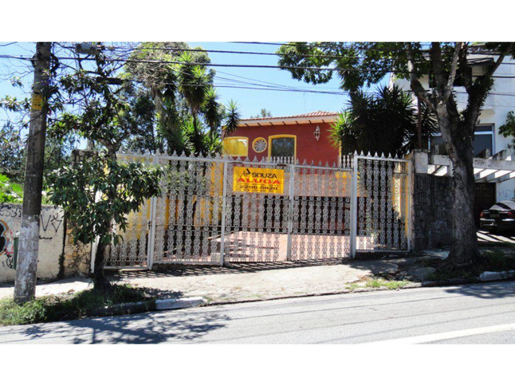 Casa Térrea para Locação - Tucuruvi