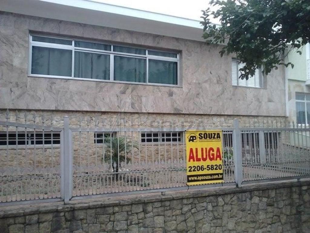 Casa Térrea para Locação - Vila Aurora