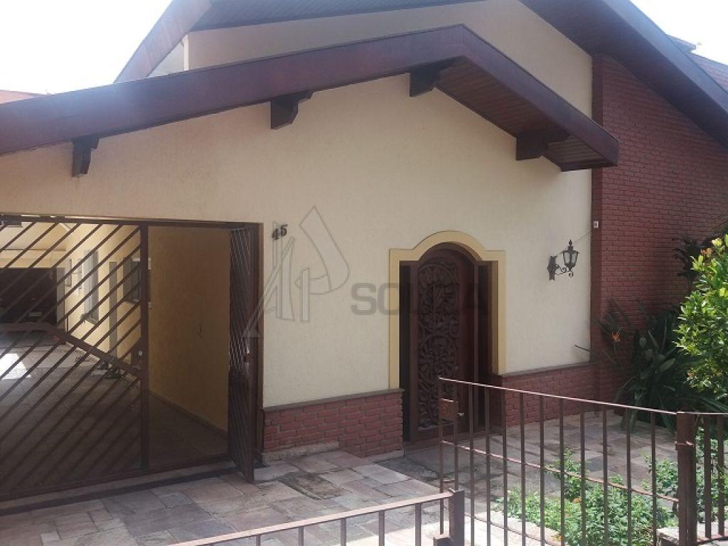 Casa Assobradada para Locação - Vila Albertina