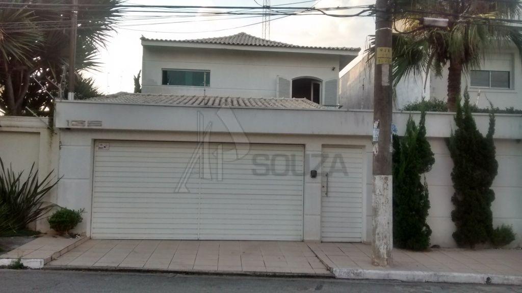 Casa Assobradada para Locação - Jardim Leonor Mendes De Barros