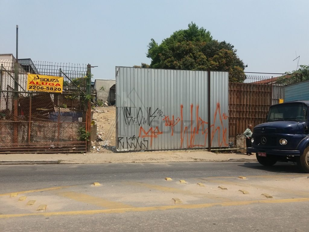 Terreno para Locação - Vila Souza